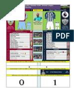 PL 170819 Burnley - West Bromwich 0-1