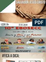 pdf LIÇÃO 04° - ADULTOS