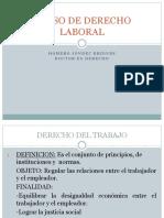 Curso de Derecho Laboral - Relaciones Individuales de Trabajo.2