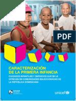 Caracterizacion Primera InfanciaRD2011