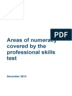 Areas of numeracy.pdf