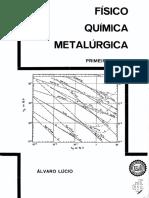 Físico Química metalúrgica - Álvaro Lúcio Vol 1.pdf