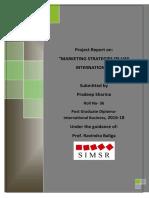 Report Pradeep