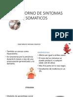Transtorno de Sintomas Somaticos