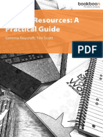 Human Resources a Practical Guide GemmaReucroft