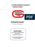 I.T. Internship Report 2017