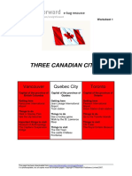 Sf Beg 001 s Three Canadian Cities