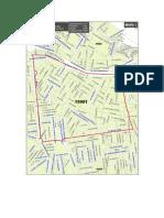 Mapa de Lima x Distritos