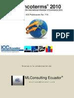 INCOTERMS® 2010 - presentacion