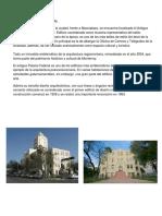 Antiguo Palacio Federal