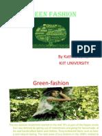 Green Fashion 1