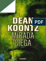 Mirada ciega - Dean Koontz.pdf