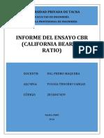 Cbr Informe Yvania Tenorio Vargas