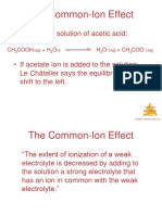 common ion effect and buffer solution.ppt