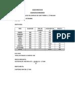 EJERCICIOS RENTA DE 1° CATEGORÍA