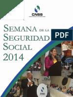 Semana de La Seguridad Social 2014
