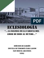 ECLESIOLOGIA