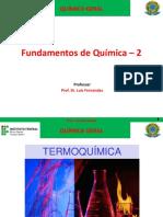 Resumão Química TERMOQUÍMICA Betim 2017