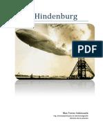 Zepelín Hindenburg. Blas Torres Valenzuela