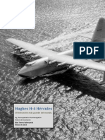 Hughes H-4 Hercules. Blas Torres Valenzuela