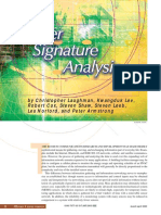 Power Signature Analysis