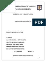 Proyecto Geotecnia en Edificaciones