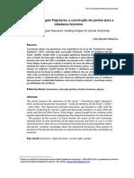Promotoras Legais Populares_ Construindo Pontes Para a Cidadania Feminina _ Artigo Completo _ Revista de Servico Social _ UEL _ 2013