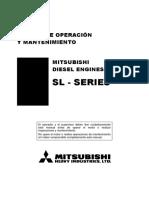 Operacion y Mantenimiento SL Series