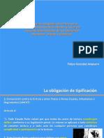 Presentación tipificación tortura Chile