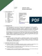 Sílabo de Métodos Cuantitativos.pdf