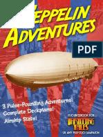 D20 Modern - Thrilling Tales-Zeppelin Adventures