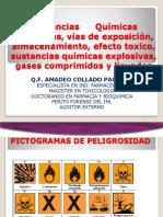 SUSTANCIAS PELIGROSAS, ALMACENAMIENTO