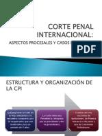 Derecho Penal Internacional. Curso. Clase 12. Aspectos Procesales Actualizada