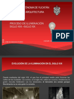 Iluminacion Siglo XIX Y XX
