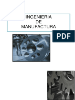 Informe de Ingenieria de Manufactura