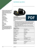 FLIR T640 25d Datasheet
