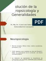 1. 0 Evolución de La Neuropsicología