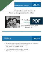 Belleza y La Conspiración de Los Bellos CCP2011