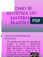 Como Se Sintetiza Un Material Elastico (2)