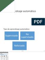 Aprendizaje Automático en Python