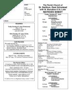 Bulletin 2014-06-08