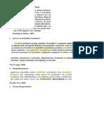 Cuestionario. Biotecnología