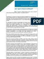 Energia Nuclear Qual o Futuro No Brasil