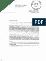 _hacia Un Sistema Europeo de Sanciones Penales