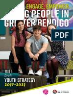 Draft Youth Strategy 2017-2021 - July 2017