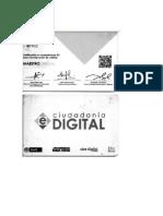 Ciudadano Digital Jc