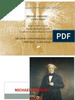 MICHAEL FARADAY, VIDA Y OBRA.pptx