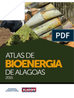 Atlas Bioenergia Alagoas 2015
