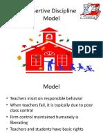 Assertive Model