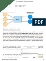 MQTT Publish_Subscriber - Protocolos Para IoT - Embarcados